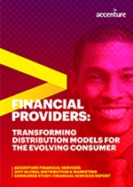 Click here to download the full article. Financial Providers: Transforming Distribution Models for the Evolving Consumer. Questo link apre una nuova finestra.