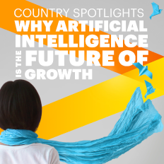 Clicca per scaricare l'articolo completo. Country Spotlight Why Artificial Intelligence is the Future of Growth. Questo link apre una nuova finestra.