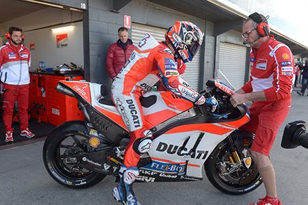 Ducati Corse Builds a MotoGP Racing Bike | Accenture