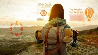 Accenture Travel Webpage