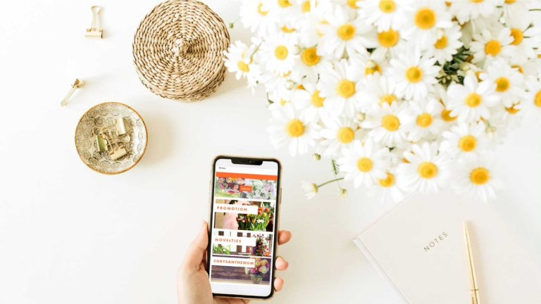 Dutch Flower Group's ecommerce platform blooms