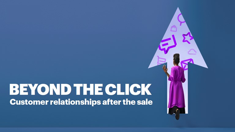 Beyond the click: Customer relationships post sale