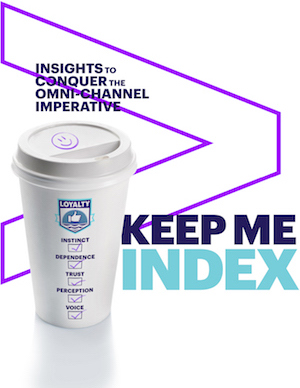 Keep Me Index: Insights to Conquer the Omni-Channel Imperative Thumbnail