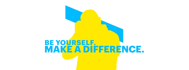 Be Yourself, Make a Difference