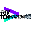 The 2018 Top Ten Automotive Predictions