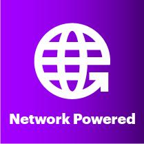 Network Powered