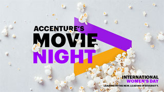 Accenture Movie Night