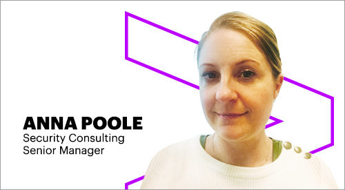 Meet Anna Poole and the women in Accenture Security from around the world