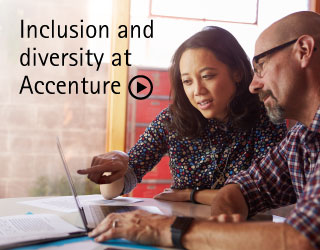 Inclusion and Diversity at Accenture