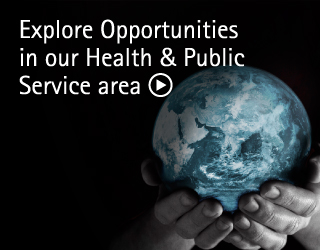 Explore Opportunities in our Health & Publick Service area