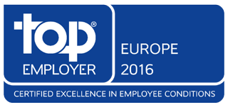 Top Employer 2016 | Europe