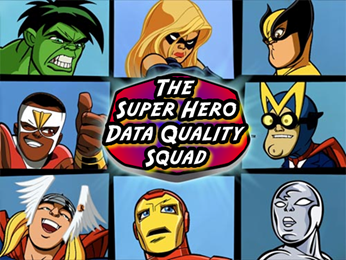 Accenture SuperHero Data Quality Squad