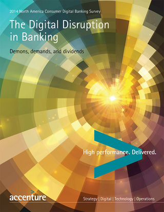 The Digital Disruption in Banking