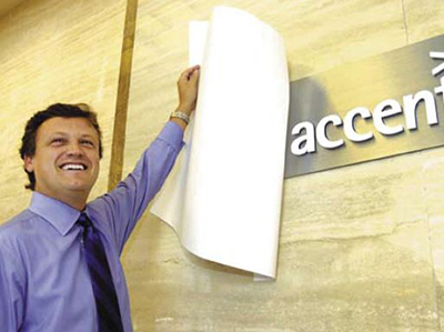 Launch of Accenture Name
