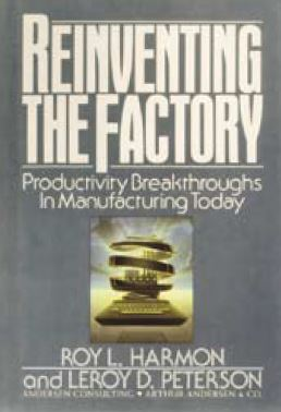 Reinventing the Factory book cover