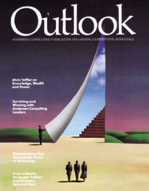 Outlook magazine