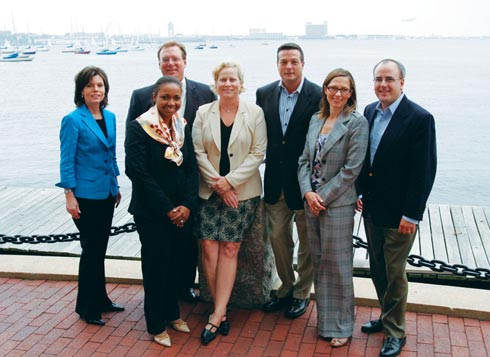 The firm's Horizon 2012 strategic planning initiative is launched