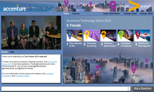 Accenture Tech Vision Webcast Replay