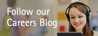 Follow our Careers Blog