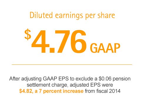 Diluted Earnings per Share