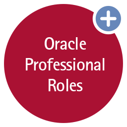 Oracle Professional Roles