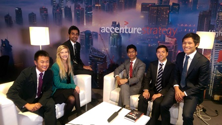 Insead for Accenture toronto office