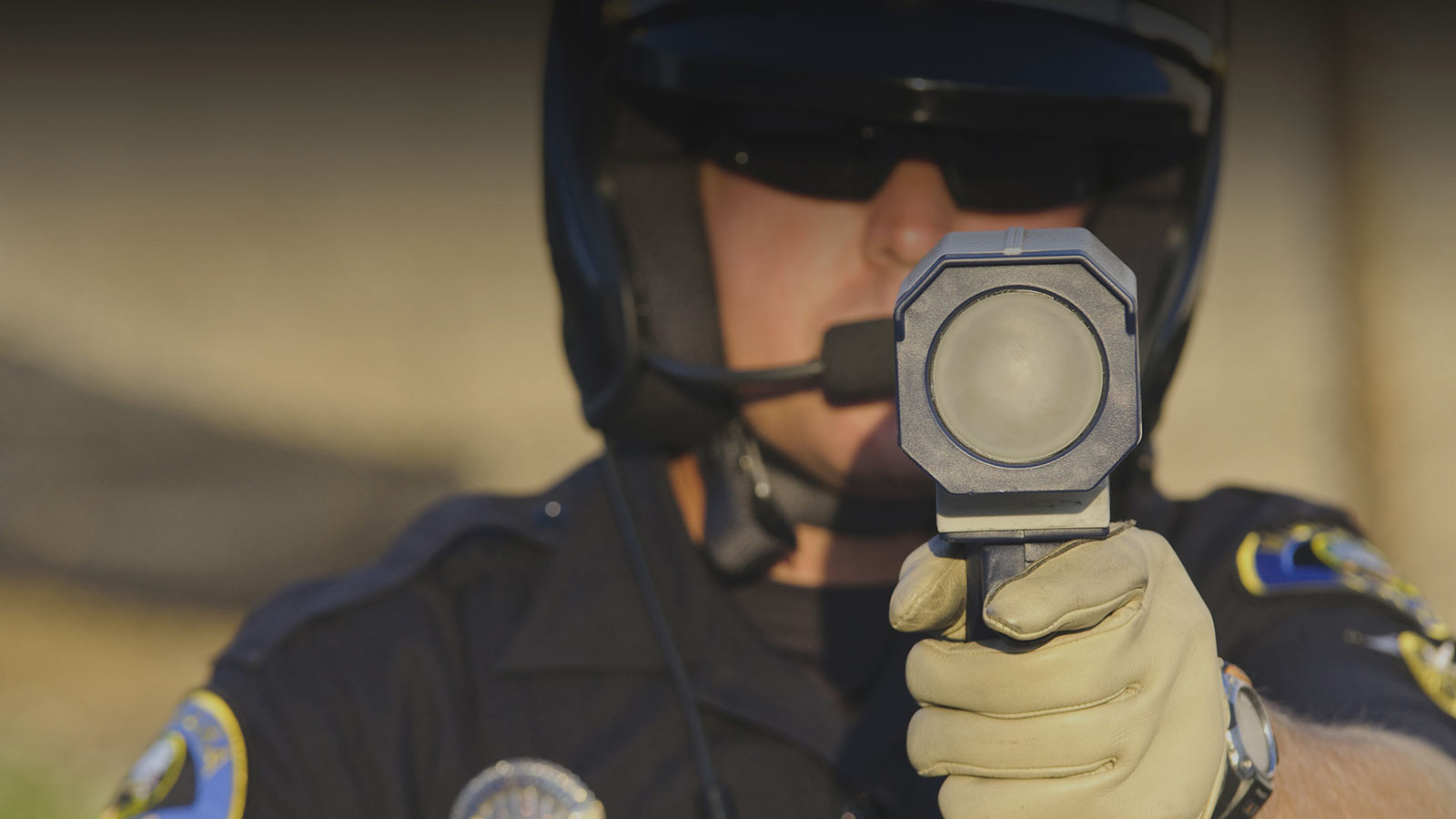 new police technology - HD1600×900