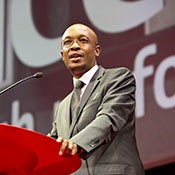 Mayor Parks Tau
