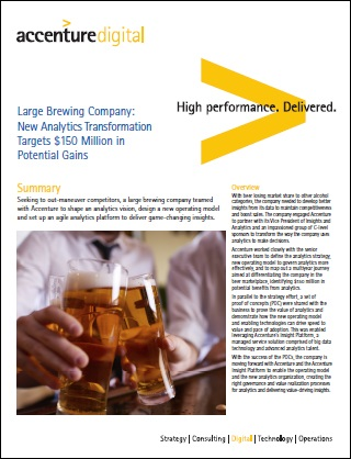 case study review of accenture Documents similar to 32387229 accenture case study skip carousel  the impact of brand image on consumer behavior a literature review uploaded by joannakam.
