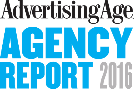 Advertising Age: Agency Report 2016. This opens a new window.