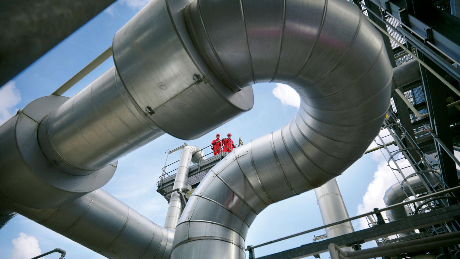 Shell's 4PL Logistics Solution - Accenture