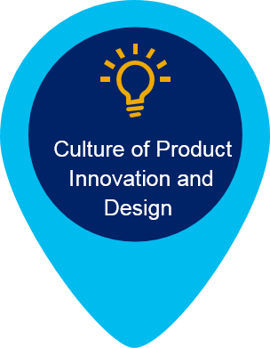 Culture of Product Innovation and Design