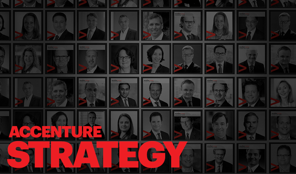 Accenture Strategy, Business Leaders + Technologists
