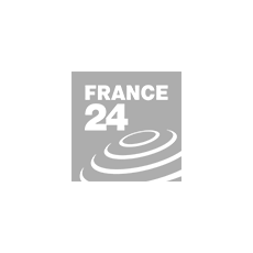 France 24. This opens a new window.