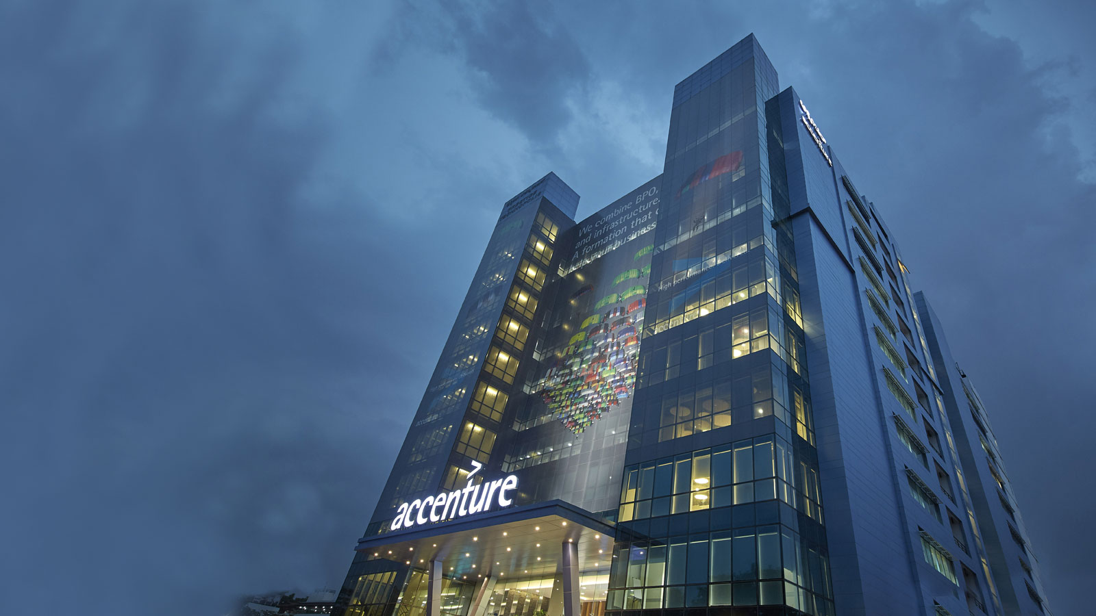 Accenture bangalore india address