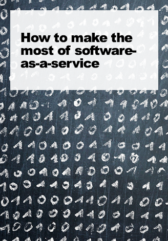 How to make the most of software-as-a-service