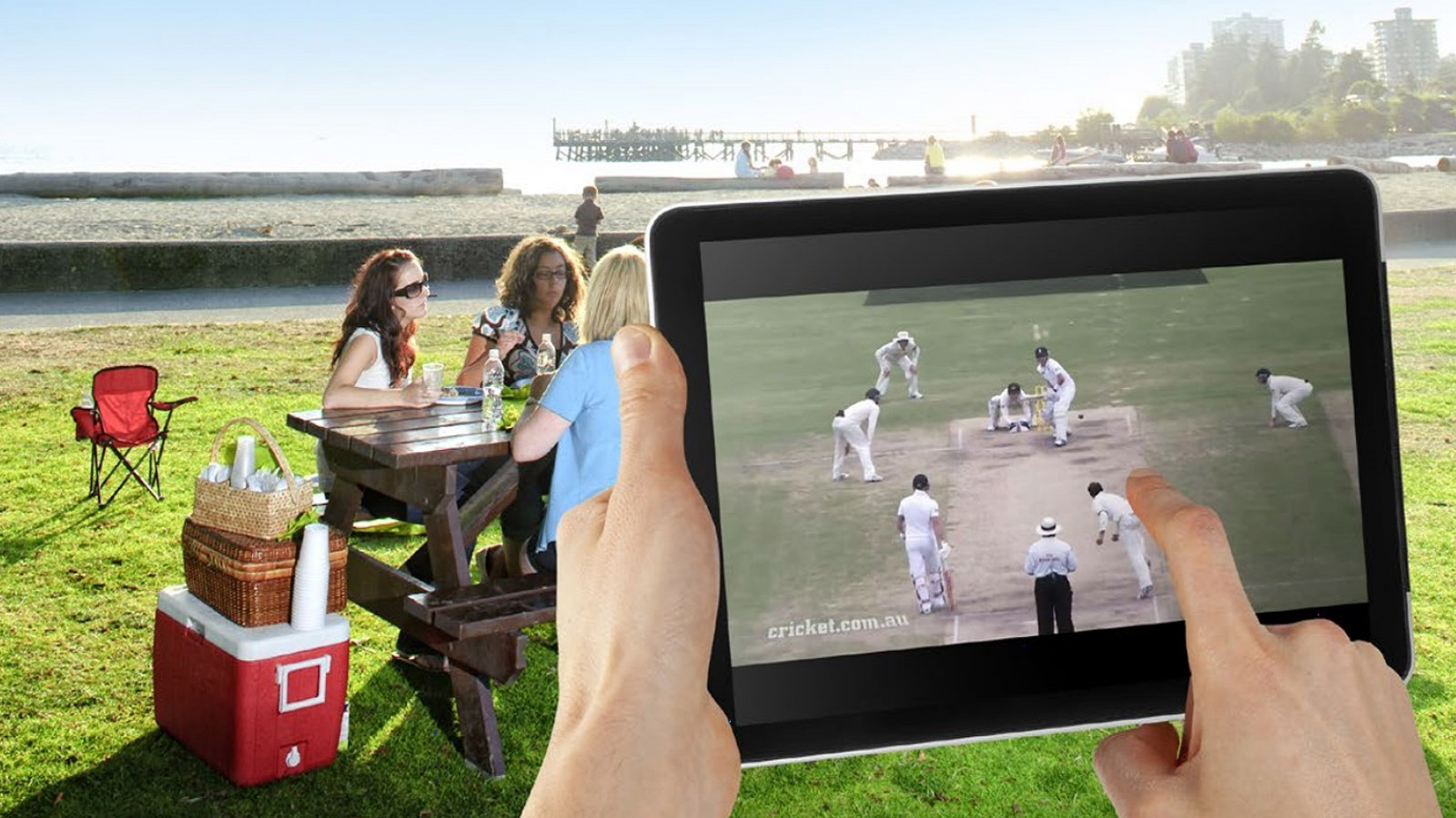 Live streaming service helps Cricket Australia delight fans
