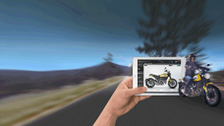 Our mobile expertise helps Ducati operate in top gear