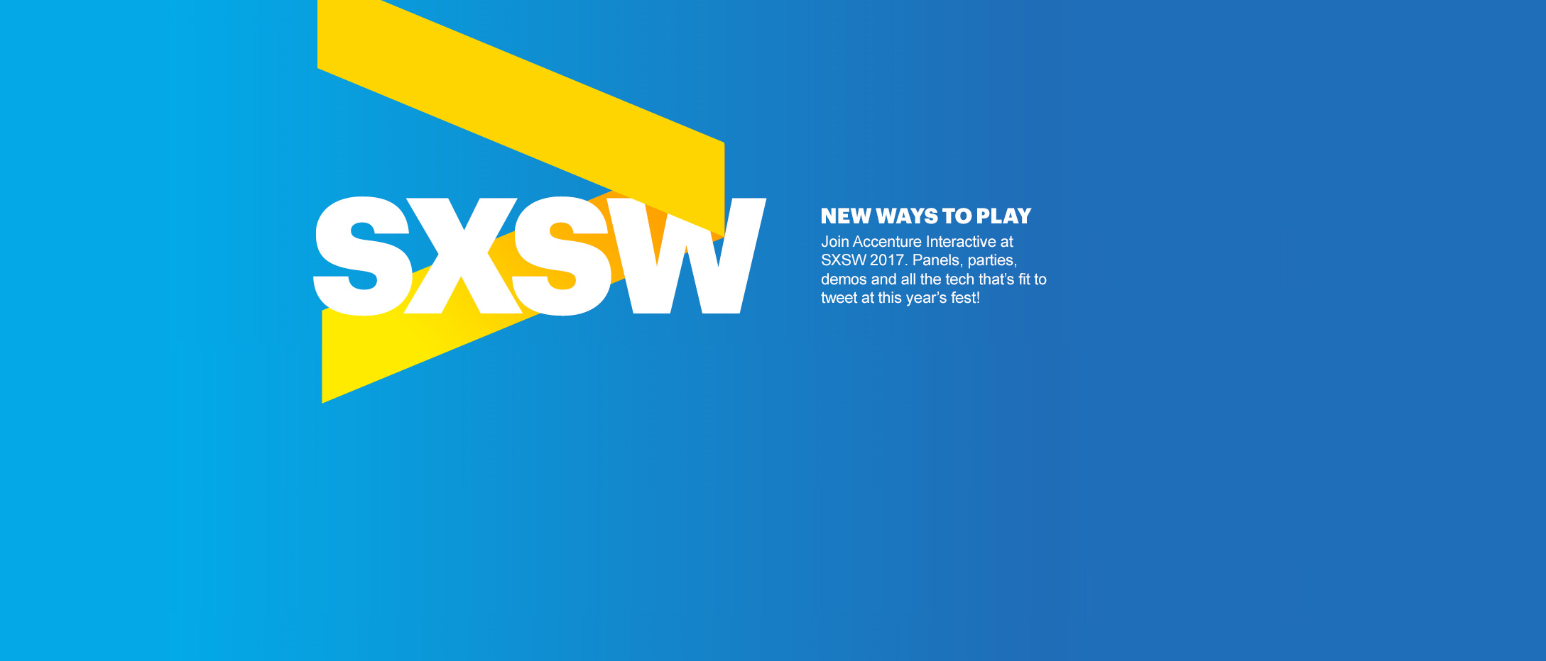 SXSW: New ways to play