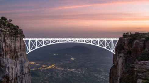 Bridging the data chasm separating front-and back-office operations