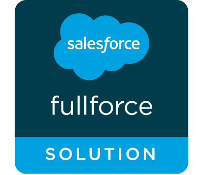 Salesforce fullforce solution