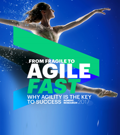 From Fragile to Agile Fast