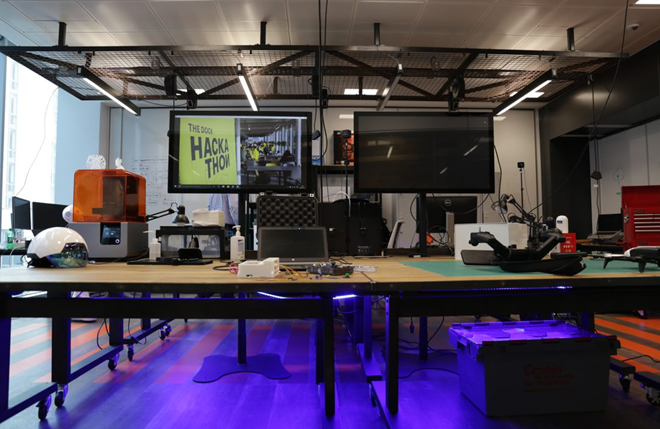 Purpose-Built Makerspace