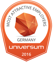 Most Attractive Employers | Universum 2016