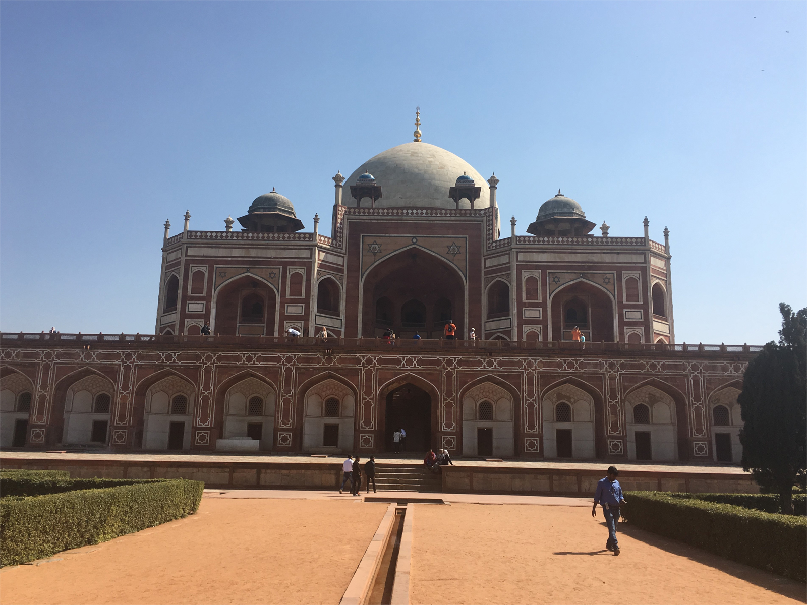 International Exchange Program: Sightseeing i Delhi och arbete i Gurgaon​