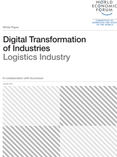 Digital Transformation of Industries - Logistics Industry