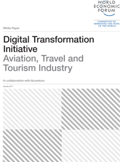 Digital Transformation Initiative - Aviation, Travel and Tourism Industry