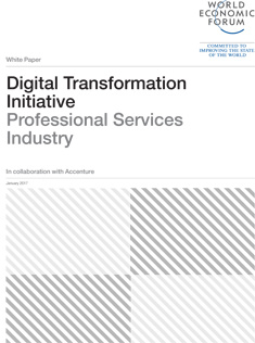 Digital Transformation of Industries - Professional Services Industry