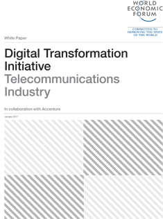Digital Transformation of Industries - Telecommunications Industry