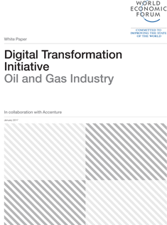 Digital Transformation of Industries - Oil and Gas Industry